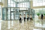 How to choose the automatic revolving door?