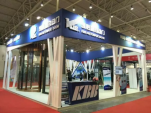 KBB won perfect ending on Chinese electric and automatic doors Exhibition