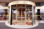 KA220- luxury wing revolving door