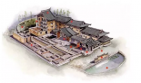What are cool design building in the history of ancient China?