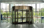 How to through automatic doors correctly and safely in the mall?(2)