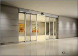 How to install the automatic sliding door?(2)
