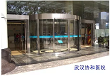 KC1000 automatic curved sliding doors by KBB