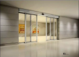 Why people choose sliding inductive door?