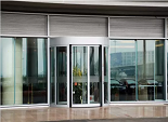 Why can automatic doors switch automatically?